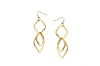 Michaela Earrings Gold