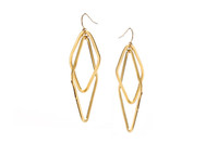Big Eve Earrings Gold