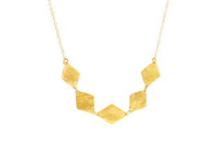 Baby Debra Necklace Gold