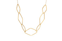 Regina Necklace Gold