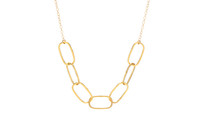 Agnes Necklace Gold