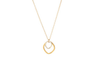 Sasha Necklace Gold/Silver