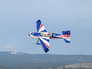 "Extreme Flight 91"" Extra 300- Blue"