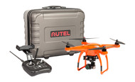 AUTEL ROBOTICS - X-STAR PREMIUM DRONE WITH 4K CAMERA, 1.2-MILE HD LIVE VIEW AND HARD CASE (ORANGE)