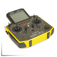 Jeti Duplex DS-14 Heli Carbon Diablo 2.4GHz w/Telemetry Transmitter Only Radio