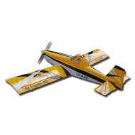 Aeroplus Air Tractor 2800MM- YELLOW/BLACK