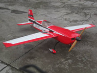 "Aeroplus 92"" EXTRA 330SC 60CC- Red Cowl Scheme"