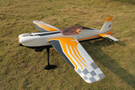 "Aeroplus 108"" CORVUS RACER 540 100CC- White Cowl Scheme"