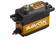 "Savox SV-1250MG HIGH VOLTAGE for 60"" class planes .095/111.1 OZ @ 7.4"