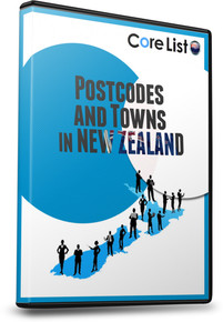 Postcodes and Towns in New Zealand