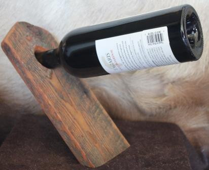 TRW Woodwork Wine Bottle Balancer