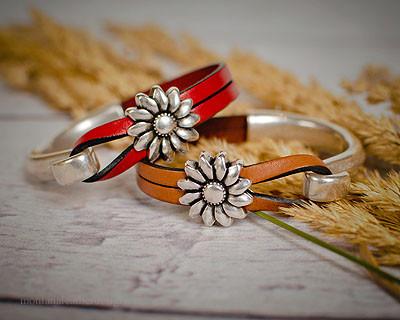 Sunflower Bracelet Collection