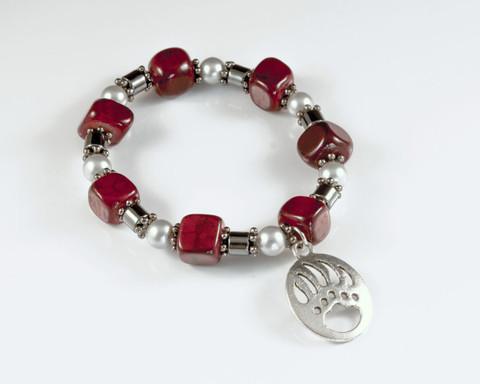 Griz Bracelet (multi-shape beads)