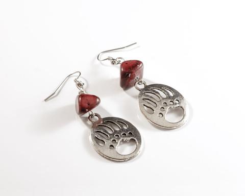 Griz Earring (one bead)
