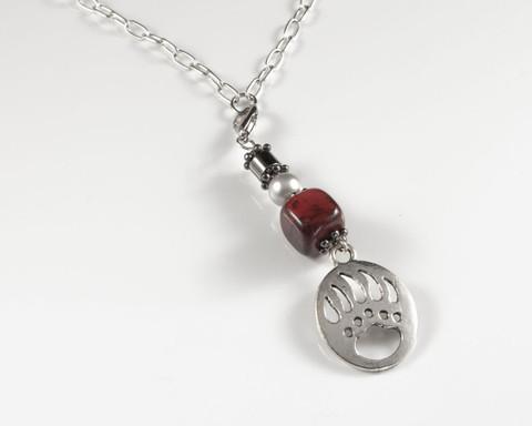 Griz Necklace (multi-shape beads)