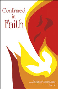 Pentecost/Confirmation Bulletin A-4267 (sold in units of 50)