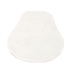 Toddler Velvet Waterproof White Cover