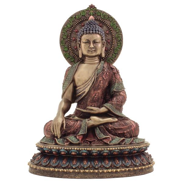 Amida Buddha Statue Earth Touching Buddha Statue