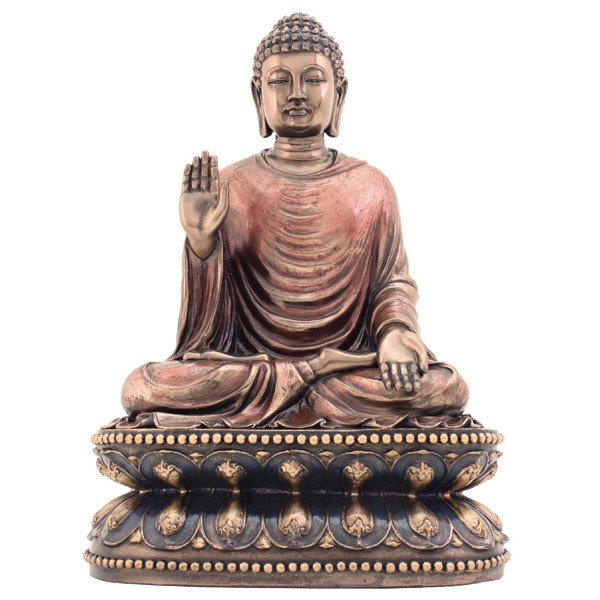 Buddha of Fearlessness and Compassion