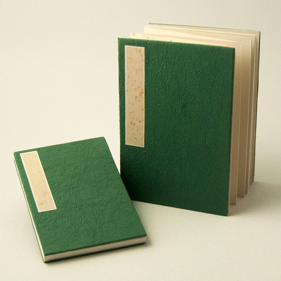 Calligraphy Accordian Journal Available In Two Sizes Ziji