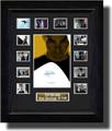 """Star Trek Signed by Chris Pine """"KIRK"""" film cell (2009)"""