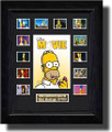 The Simpsons Movie film cell (2007) (c)