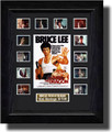 Bruce Lee : The Way of the Dragon film cell (1972)