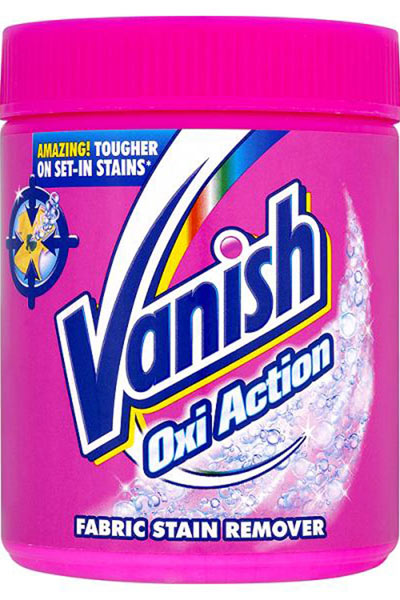 Vanish Oxi Action Stain Remover Powder J Amp Y We Ship To