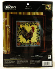 Shop now for Country Rooster Cross Stitch Kit Bucilla at Archway Variety
