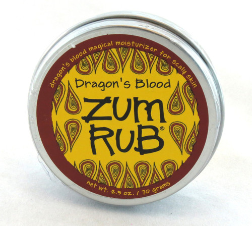 Shop now for Dragon's Blood Zum Rub All Natural Indigo Wild