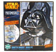 Click here to buy Darth Vader Photomosaic 1000 piece Jigsaw Puzzle Star Wars
