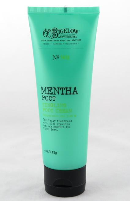 Buy Mentha Tingling Foot Cream C.O. Bigelow now!