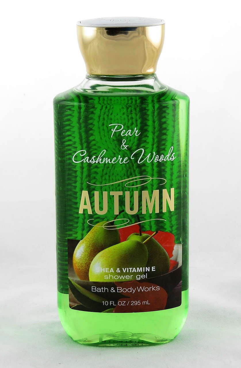 autumn pear cashmere woods shower gel archway variety autumn pear cashmere woods shower gel bath and body works 10oz