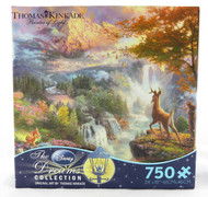 Shop now for Bambi's First Year Thomas Kinkade Disney Dreams 750 piece Jigsaw Puzzle