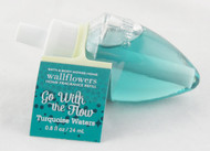 Shop for Go With The Flow Turquoise Waters Wallflower Bulb Fragrance Oil Bath and Body Works