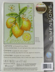 Shop now for Lemons Dimensions Petite Cross Stitch Kit