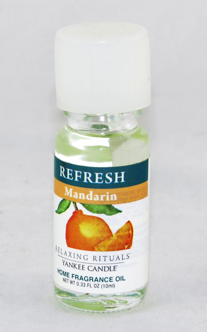 Shop now for Mandarin Refresh Relaxing Rituals Home Fragrance Oil Yankee Candle