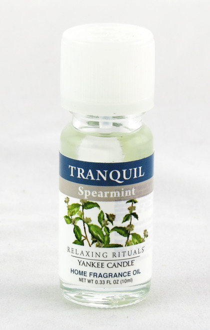 Shop now for Stimulating Spearmint Tranquil Relaxing Rituals Home Fragrance Oil Yankee Candle