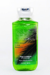 Shop now for Coconut Lime Breeze Shower Gel Bath and Body Works Wash