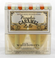 Click here to shop for Pumpkin Caramel Latte Wallflower Fragrance Bulb 2-pack Bath and Body Works