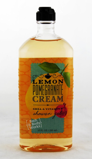 Shop here now for Lemon Pomegranate Cream Shower Gel Bath and Body Works
