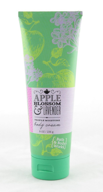 Shop now for Apple Blossom Lavender Body Cream Bath and Body Works