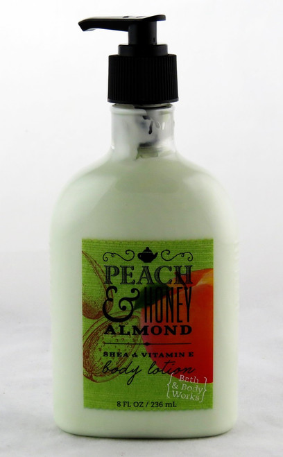 Shop here now for Peach Honey Almond Body Lotion Bath and Body Works