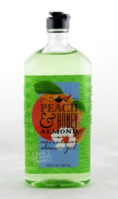 Shop with us now for Peach and Honey Almond Shower Gel Bath and Body Works