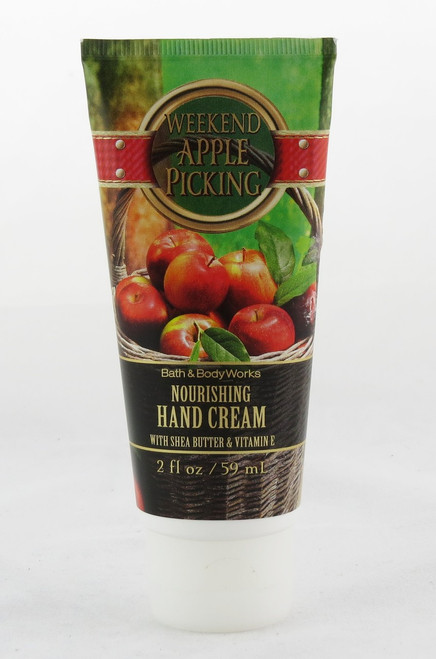 Shop here for Weekend Apple Picking Hand Travel Size Body Cream Bath and Body Works