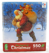 Shop with us for Christmas Traditions 550 Piece Jigsaw Puzzle Ceaco