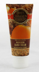 Sweet Cinnamon Pumpkin Shea Butter Hand Cream Bath and Body Works 2oz