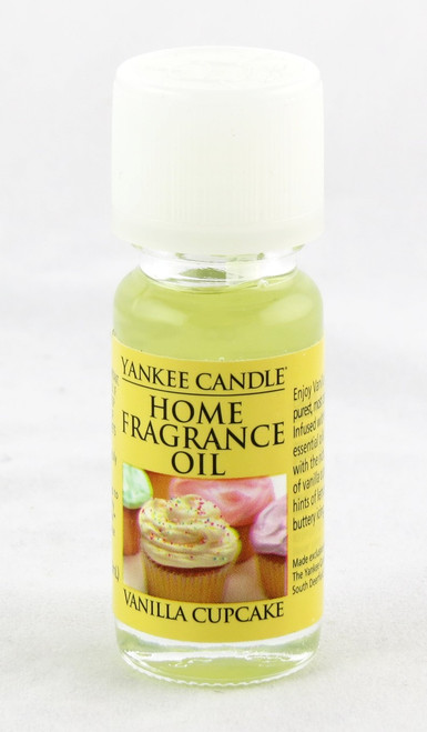 Shop now for Vanilla Cupcake Home Fragrance Oil Yankee Candle