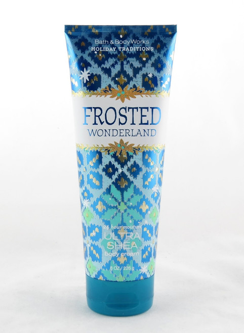 Shop now for Frosted Wonderland Bath and Body Works Ultra Shea Holiday Body CReam
