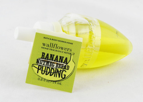 Shop now for Wallflower Bulb Banana Nutmeg Bread Pudding Fragrance Refill Bath and Body Works